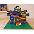 'Greg the Giant Lego Man' by Nevan