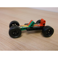 'Racing Car' by Thomas