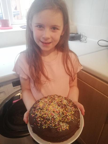 Lilly's cake - yummy!