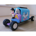 'Holly's Horse Trailer' by Holly T.