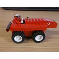 'Ferrari Truck' by Jack O-D.