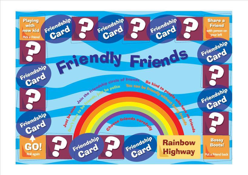 Friendly Friends Game