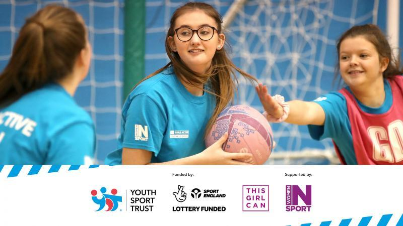 #thisgirlcan www.youthsporttrust.org/girls-active
