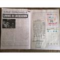 Stanley's newspaper report