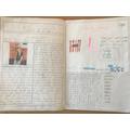 Frankie's fantastic newspaper report