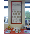 Take a look at our classroom displays