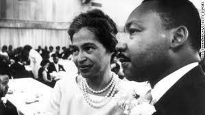 Rosa Parks & Martin Luther King Jr