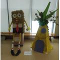 Spongebob Squarepants by Class 8