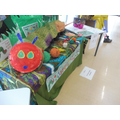 The Very Hungry Caterpillar by Class 4