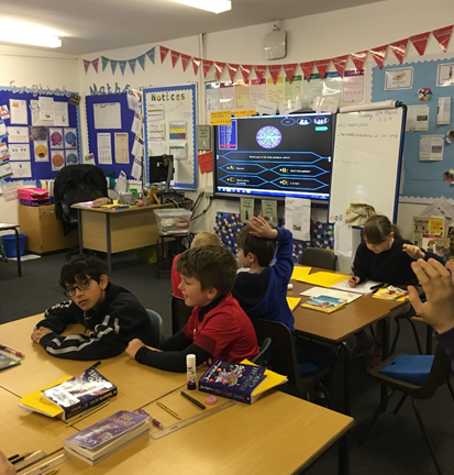 Blue Class - Who Wants To Be A Millionaire!