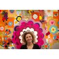 Beatriz Milhazes is a Brazilian artist