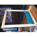 Robyn's weaving