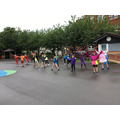 6G rainbow dress-up