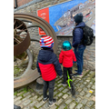 Zachary's family visit the ss Great Britain