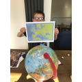 Oliver has been researching European countries