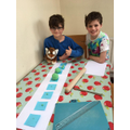 Rory and Charlie's great Solar System work