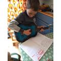 Music work by Luke (Oak Class)