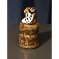 Fina's fantastic canopic jar