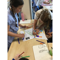 We enjoyed demonstrating the habits of a marvellous mathematician in our investigation