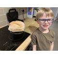 Oliver and his fantastic loaf