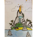 Thomas' treasure island!