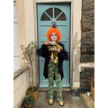 Molly as the Mad Hatter