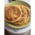 Suryajit's pancakes