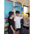 We discovered that some of the people in 6T would have been tall enough to be recruited!