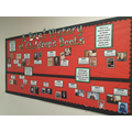 Communal displays are used to motivate and engage pupils in all subjects