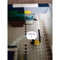 Lucy's Lego office - would you like to work here?