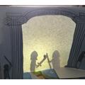 Alfie's stunning Greek Light Theatre