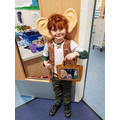 Harry as The BFG