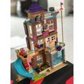 Mia in Maple Class - Lego house