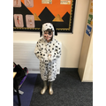Ayla from 101 Dalmations