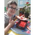 Lucas's building project