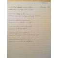 Annie's 'I Am' poem