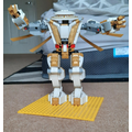Adi's Lego model building