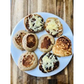 Henry's pikelets are making us hungry...