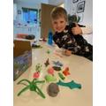 Making Sea Animals