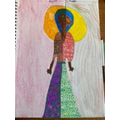 Theo's Mamma Miti Drawing