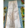 Alfie's amazing Art - Tower design