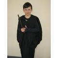 Oscar as Harry Potter