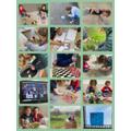 Poppy's brillaint Easter Challenge Collage