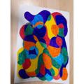 A vibrant colour study by Asad.