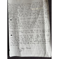 Sophia - Macbeths Diary 2