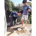 Science with Alex - bubbles!