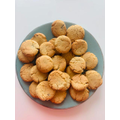 Sophia's delicious biscuits.