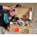 Isabella's treasure-Sycamore class