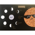 Olly's amazing phases of the moon work