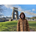 Jack's visit to Brunel's Suspension bridge